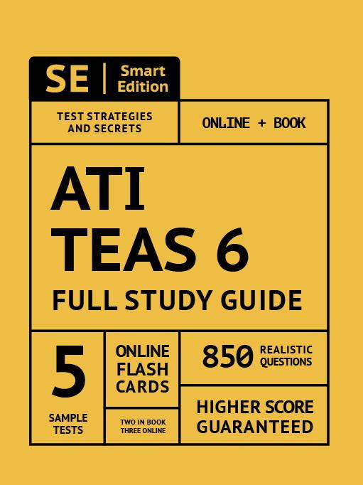 Ati Teas Study Guide Amp Practice Test Preparation Smart