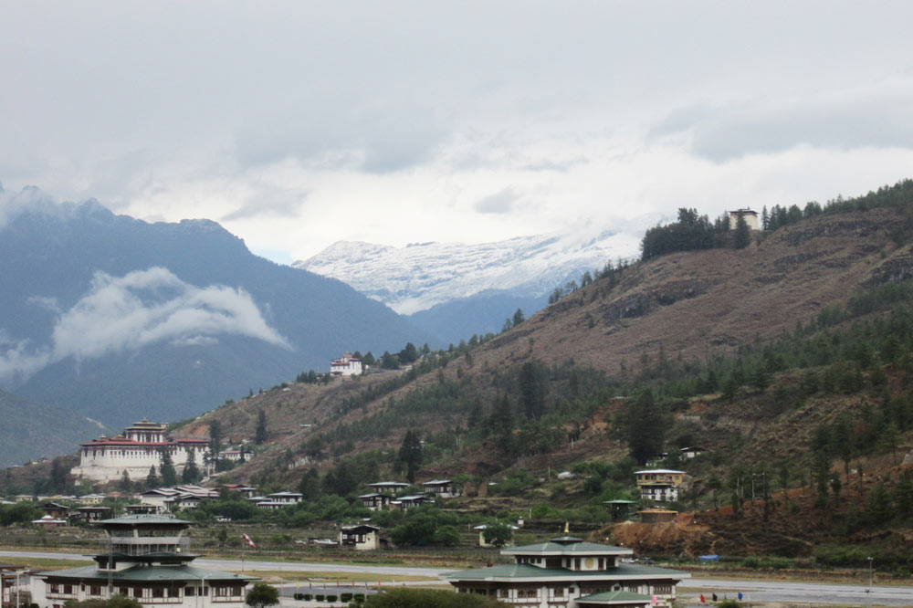 Travelbay Bhutan Tours - Customer Review - Cheryl White in Bhutan - Paro
