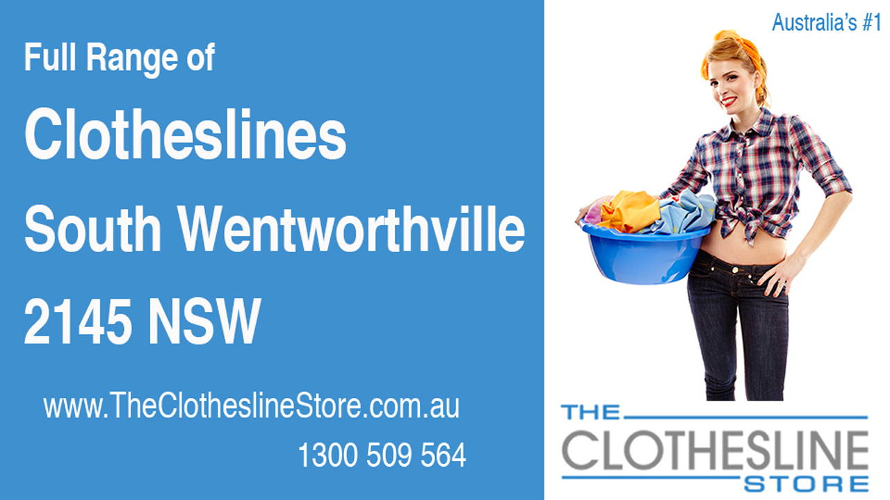 Clotheslines South Wentworthville 2145 NSW