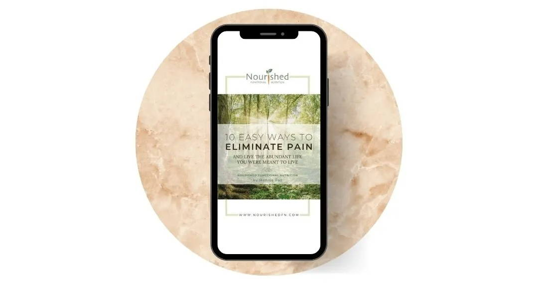 how to eliminate pain