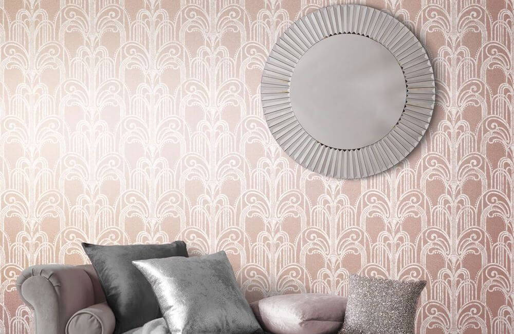 Art Deco Interior Design Wallpaper