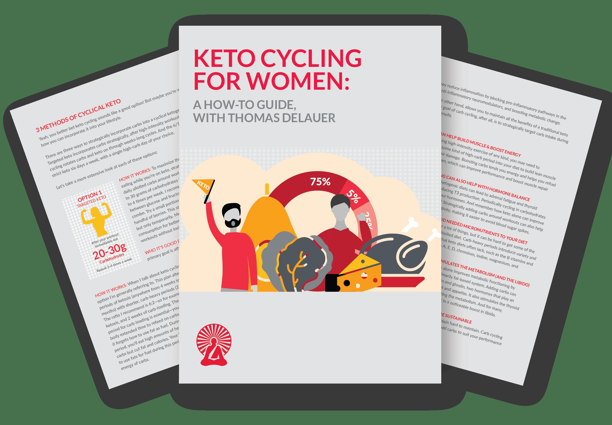 why keto diet works thomas del