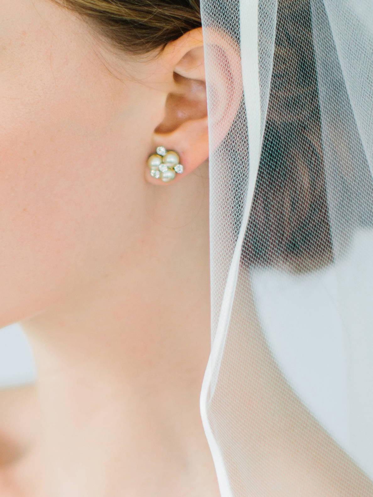 Ampersand Bridal Fiji Earrings