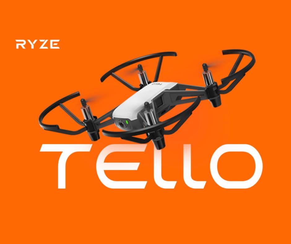 Ryze Tello   Dr Drone