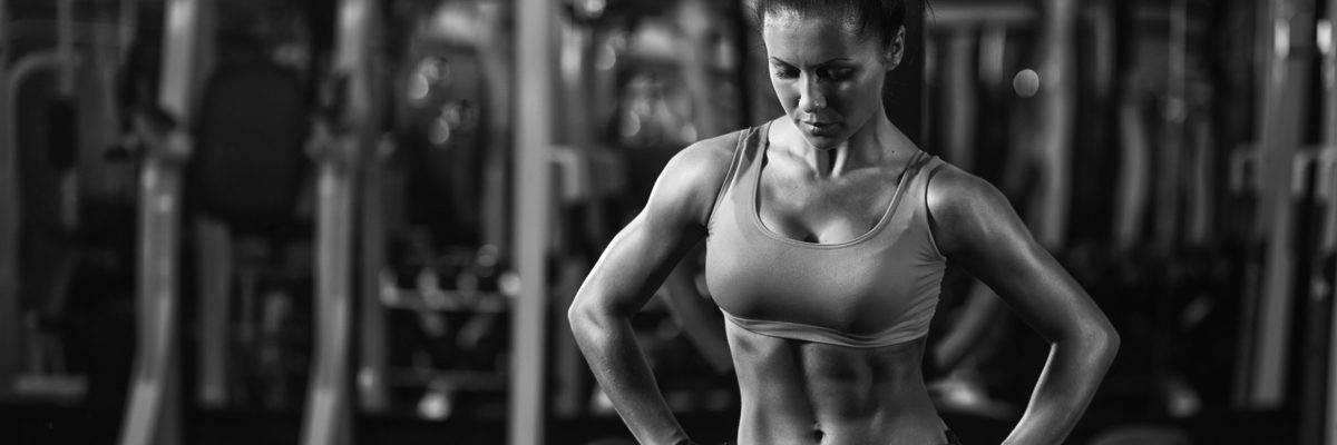 Sportliche Körper Männer vor und nach dem Abnehmen