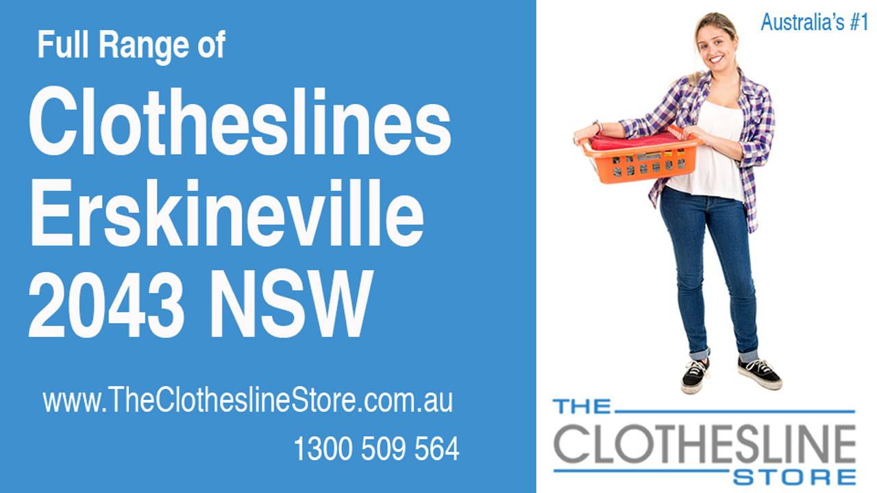 Clotheslines Erskineville 2043 NSW