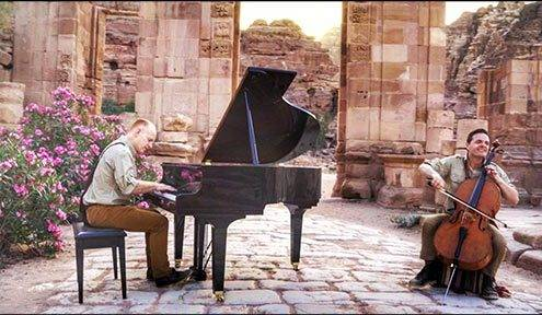 Indiana Jones and the Arabian Nights - The Piano Guys