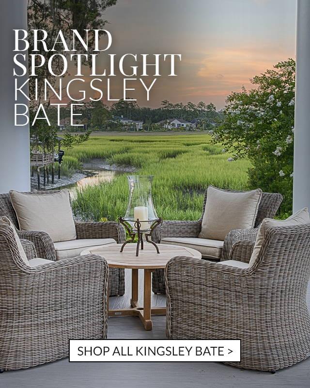 Shop All Kingsley Bate Patio Furniture