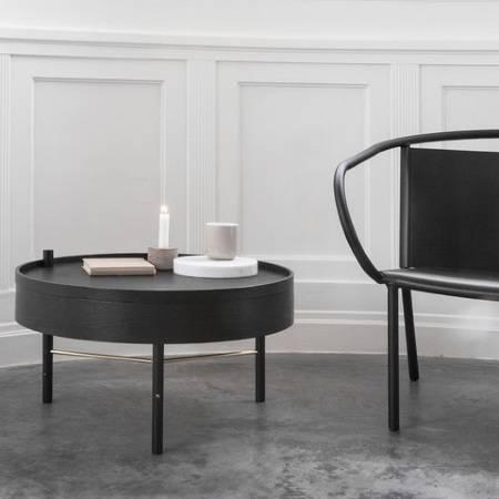 Modern Livingroom Furniture - Side Tables, Turning Side Table