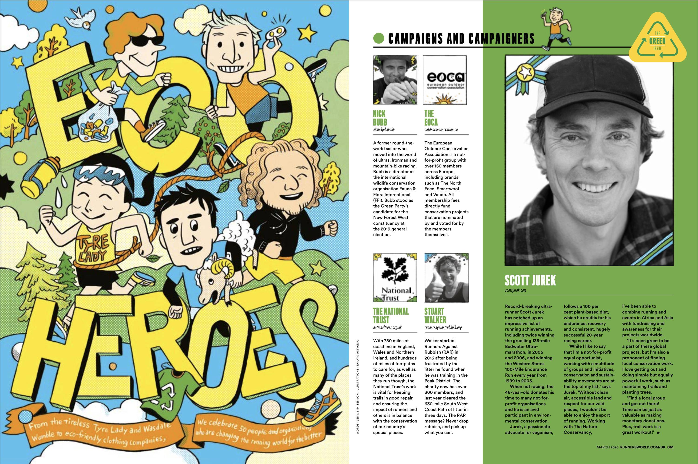 Veloforte - A Runner's World Top 50 Eco Hero