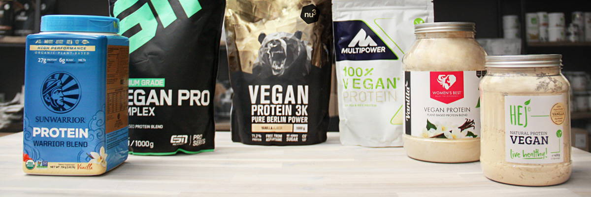 Meilleure protéine vegan