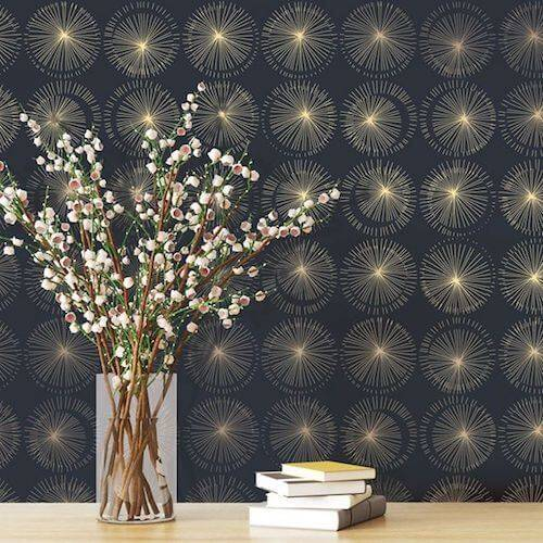 Celestial Trend Report - Tempaper  Goodbye Moon Wallpaper