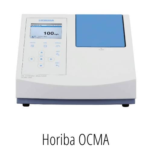 Horiba Ocma devices