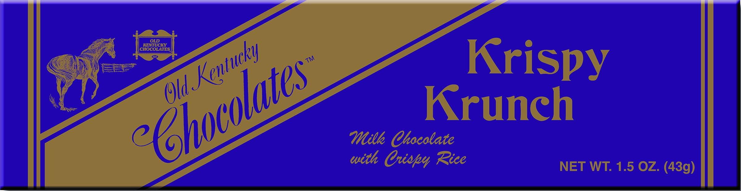 Old Kentucky Chocolates Krispy Krunch Fundraising