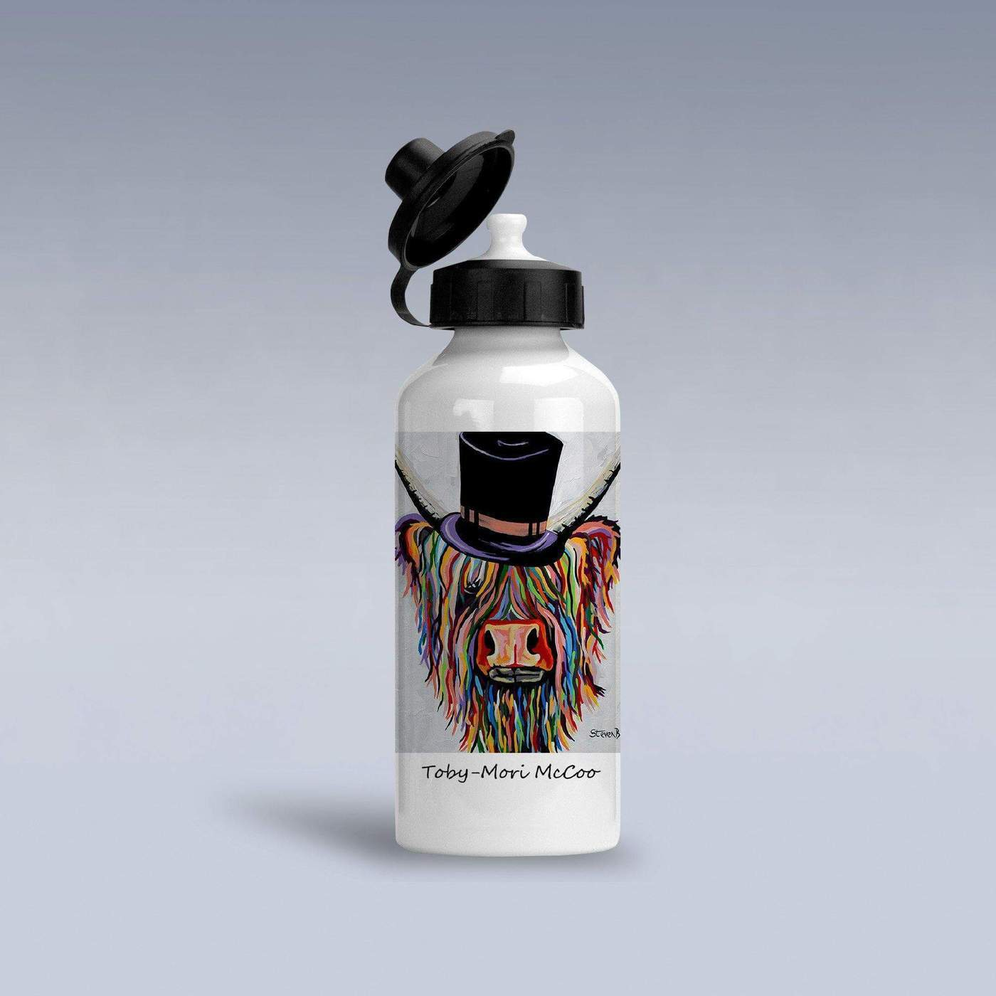 Steven Brown Water Bottle - Travel collection