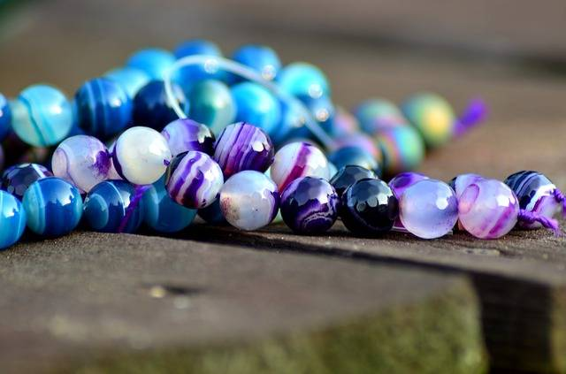 Agate Beads - That Ring Shop