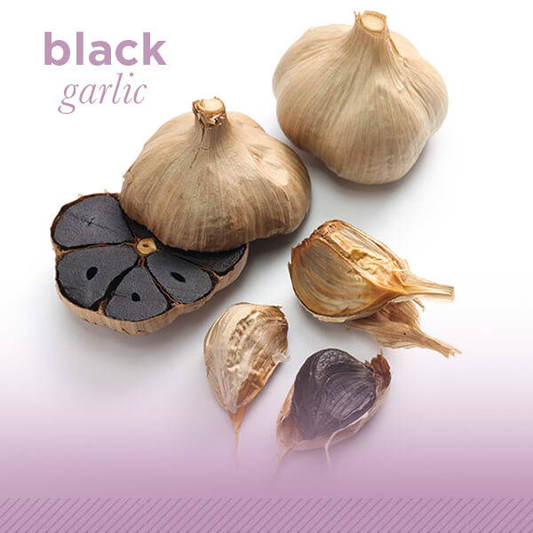 High Quality Organics Express Black Garlic