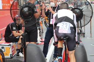 fan cooling cycling