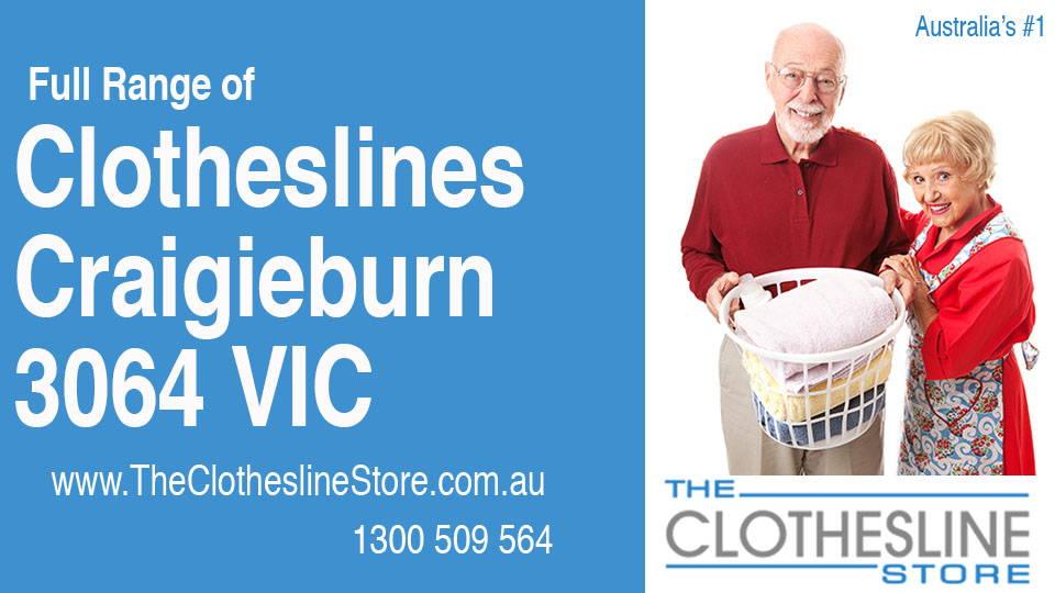New Clotheslines in Craigieburn Victoria 3064
