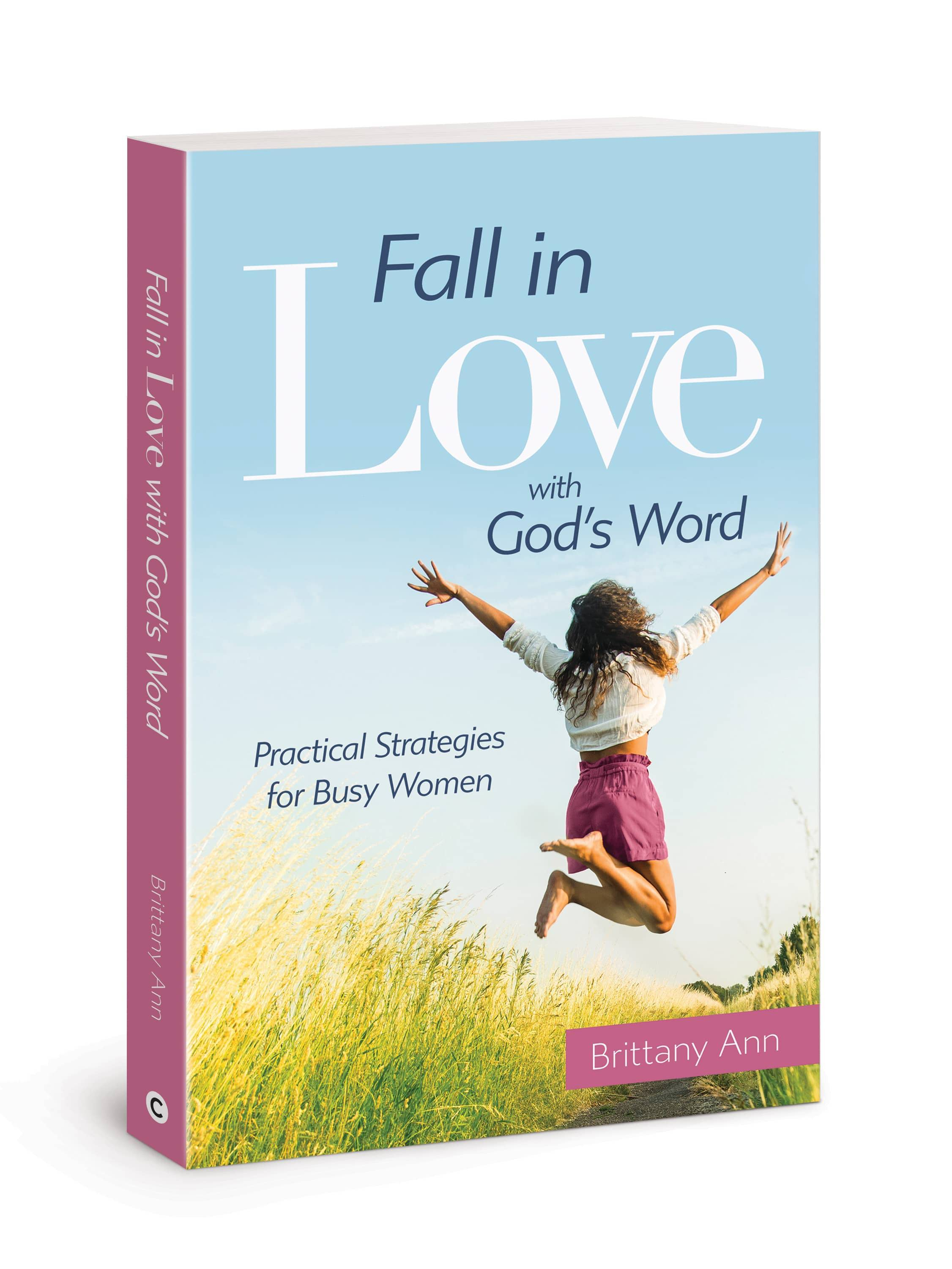 New Christian book for busy women to read God's word