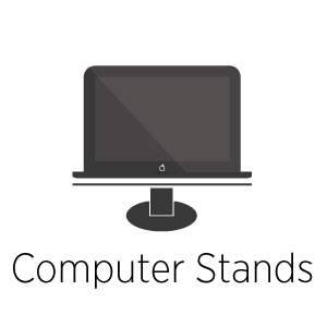 Shop computer stands