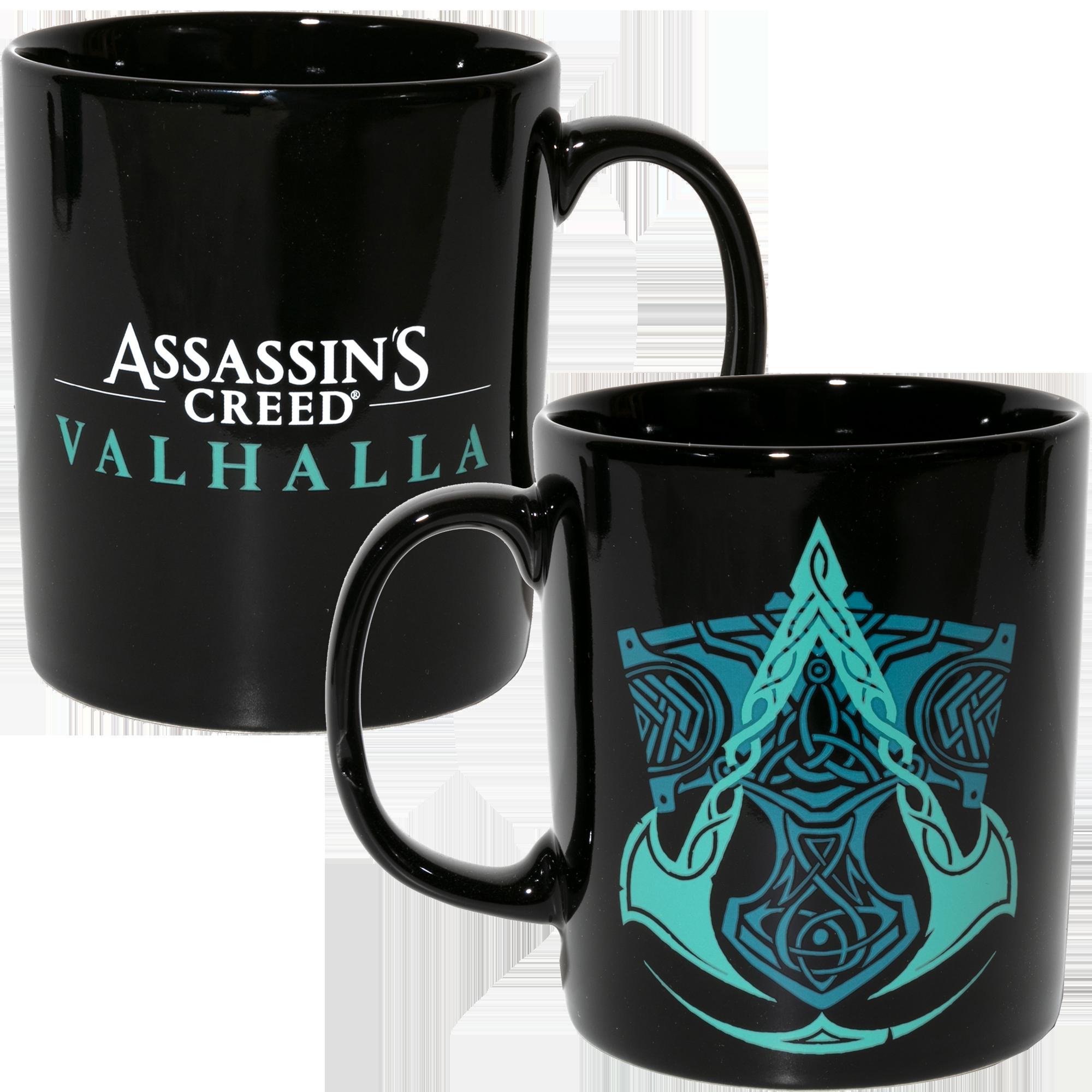 Product image of the Assassin's Creed Valhalla Morning Viking Ceramic Mug