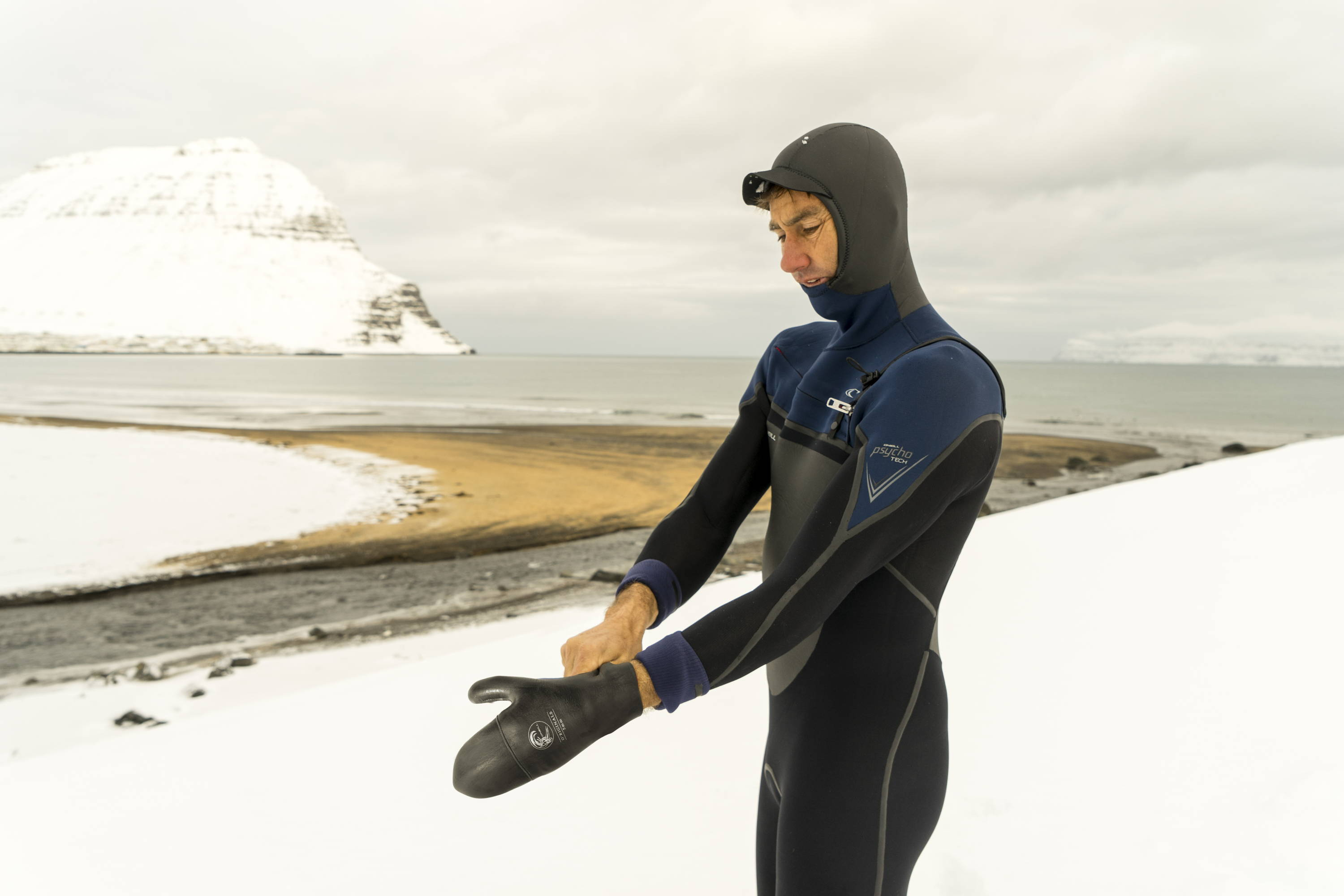 Soli Baily: Psycho wetsuit