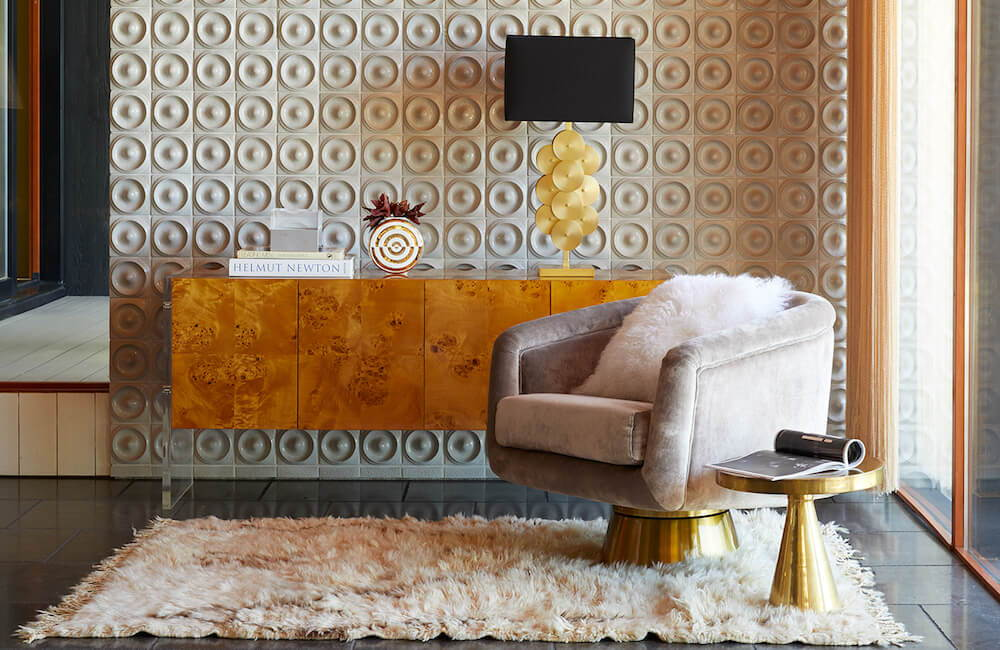 Eye-Catching Modern Accent Chairs