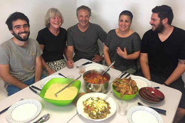 équipe de La Cuisine de Véro 2017