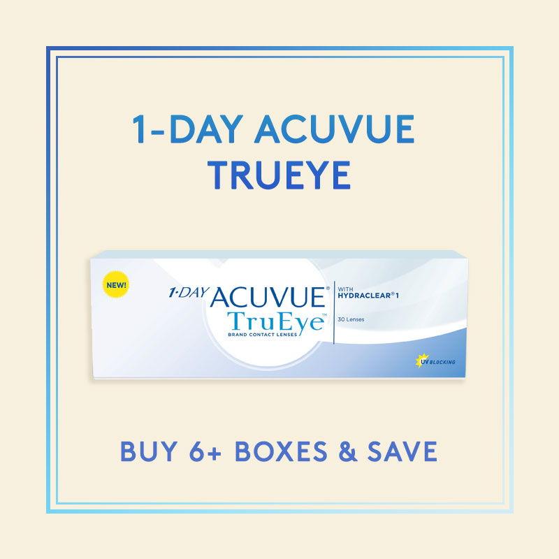 Acuvue Trueye Contact Lenses
