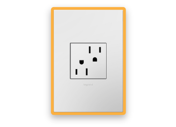 Legrand adorne smart outlets for your home or office
