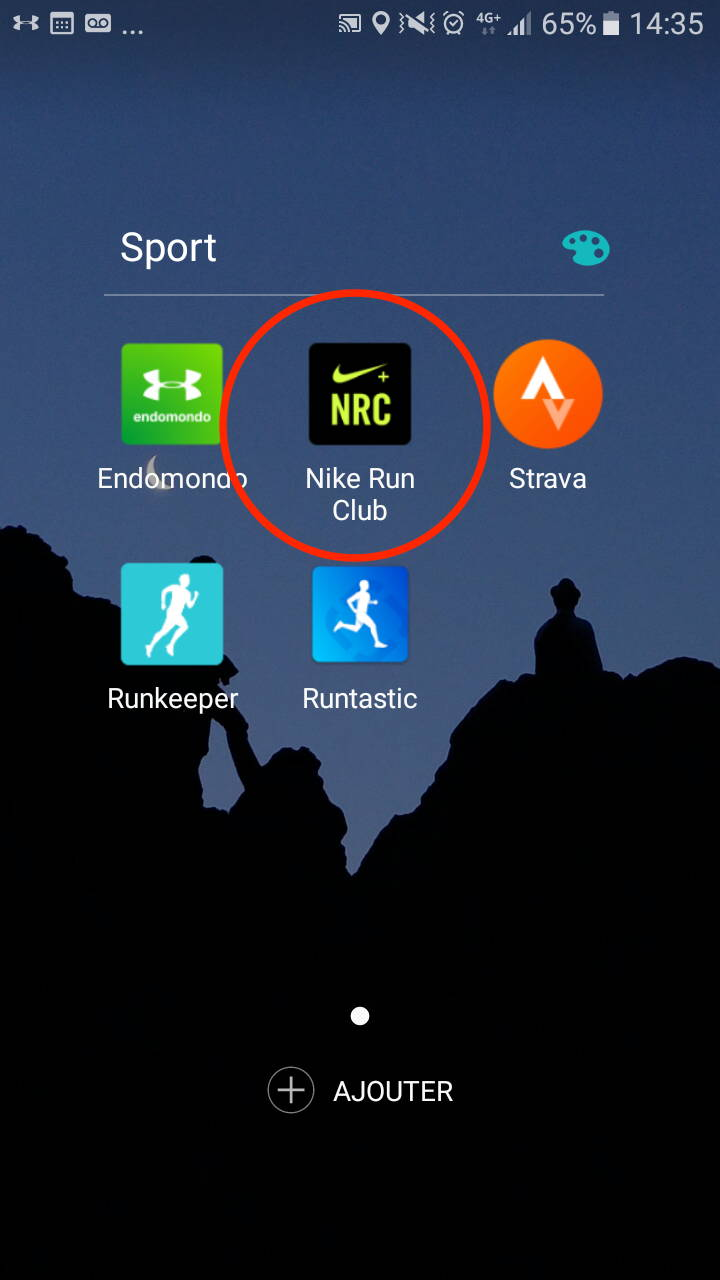 Relajante inversión reembolso  Bluetooth pairing a heart sensor with Nike (Android) - Shapeheart Store