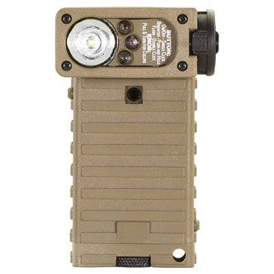 High-Impact, Weather Resistant Military Light with Angle Head