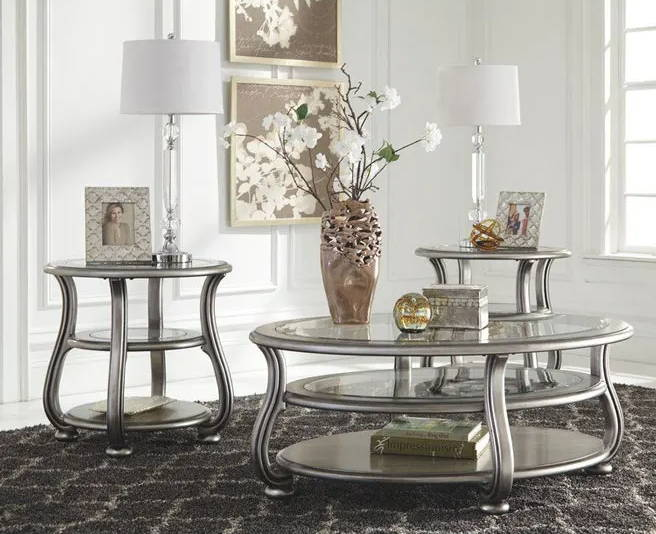 How To Find The Perfect End Table For your Living Room