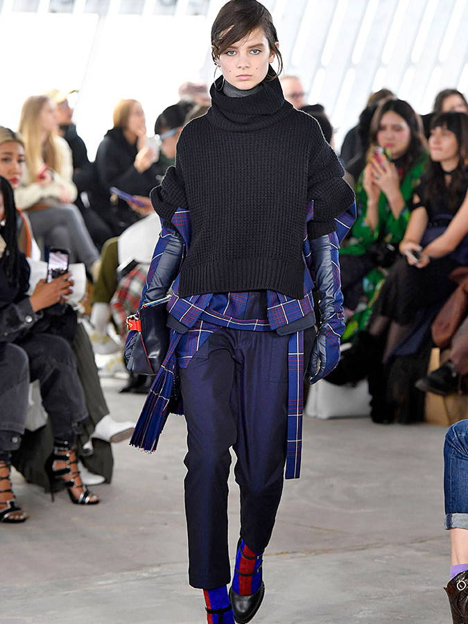 Shop Sacai Online FW18 Collection New Philadelphia Fashion Boutique Designer