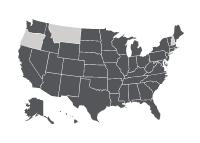 USA tax map