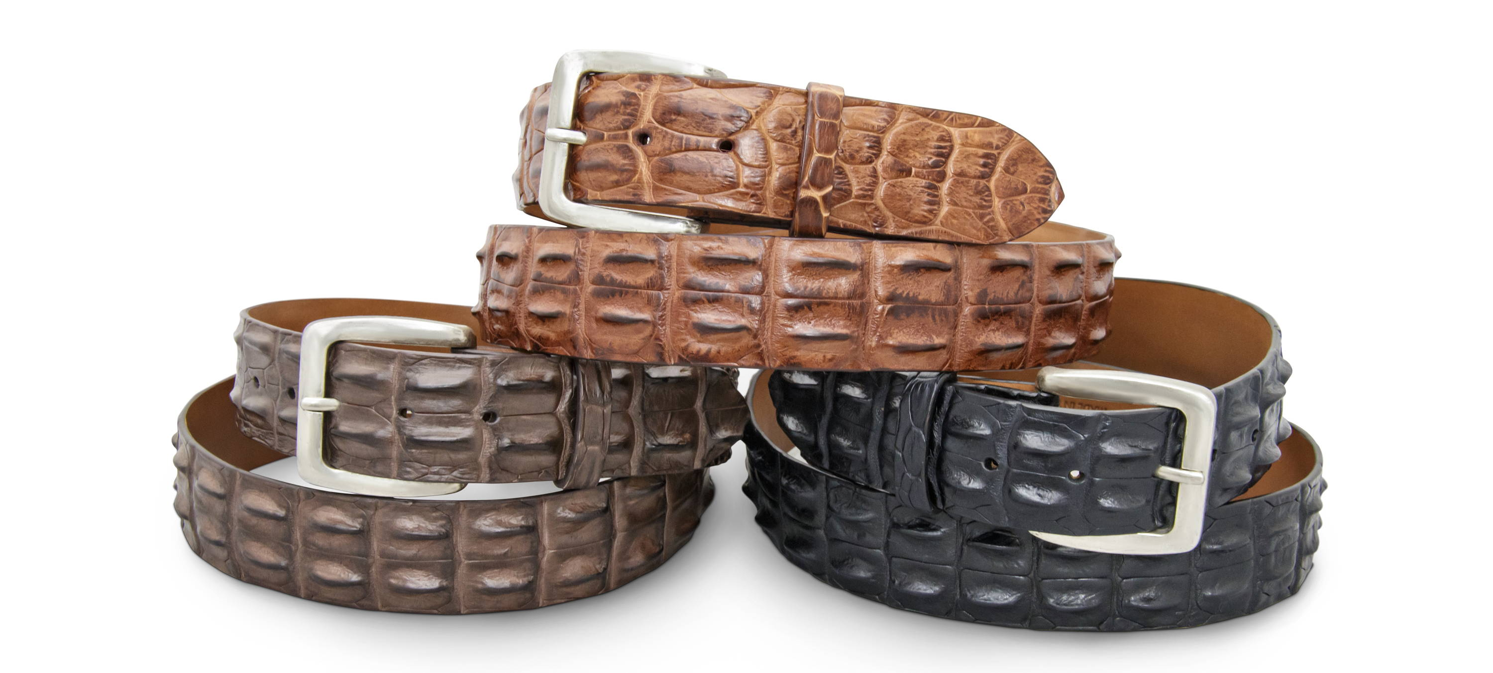 Best Mens alligator belts