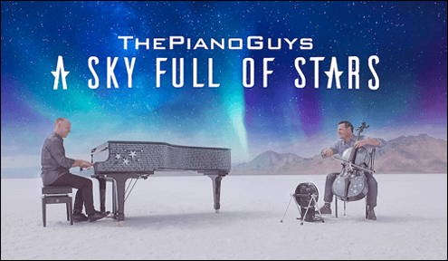A Sky Full of Stars - The Piano Guys