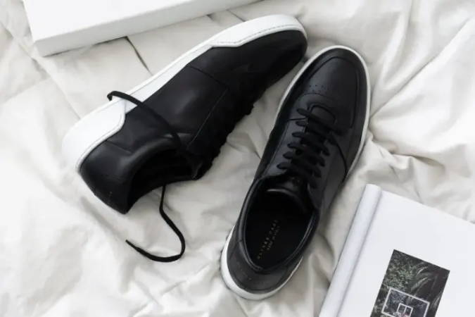 Oliver Cabell Merton Black Sneakers