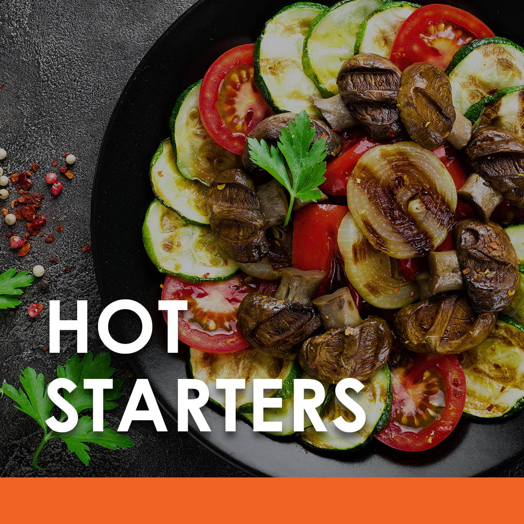 starters, recipes