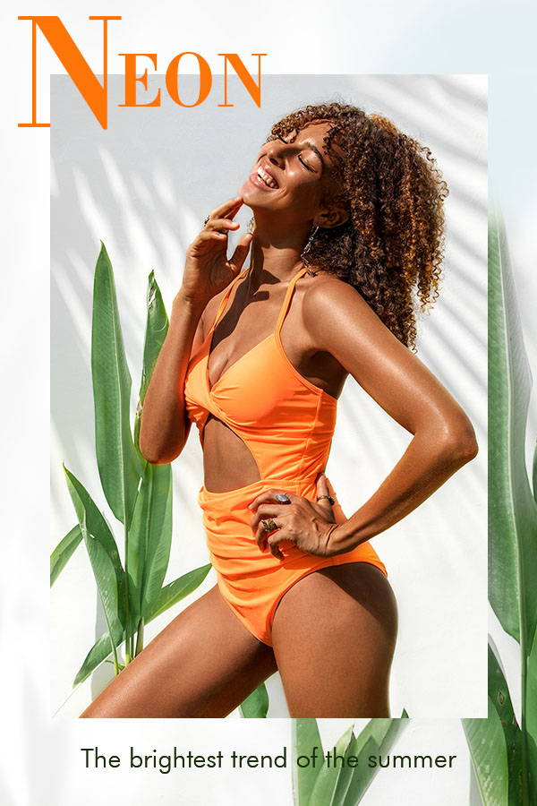 Neon: The Brightest Trend Of The Summer