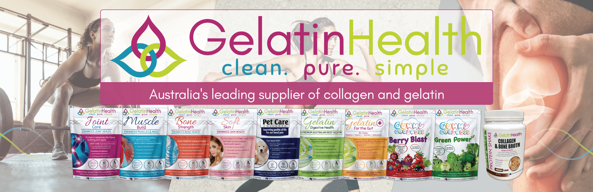 Gelatin Health header image