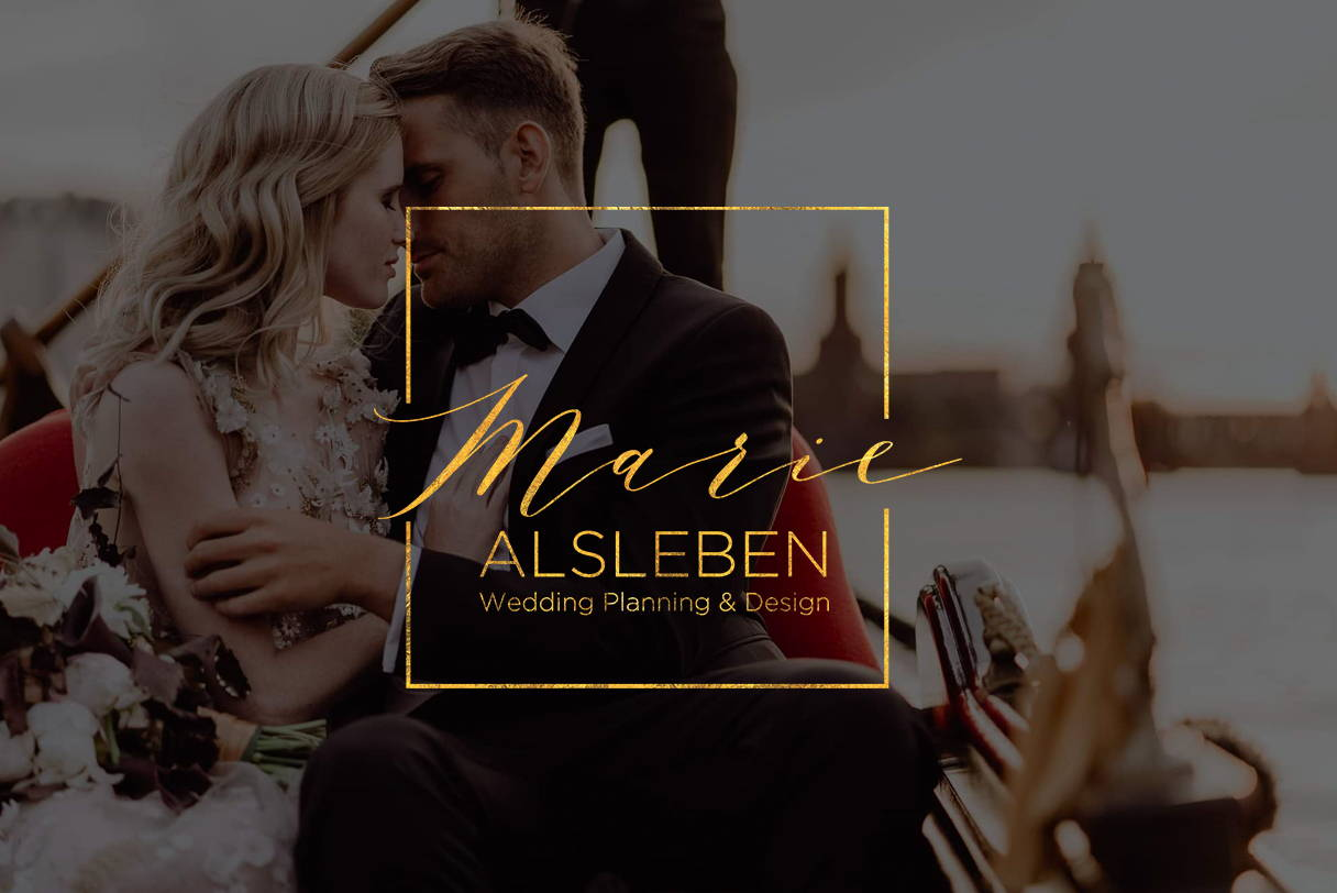 Marie Alsleben - Wedding Planning & Design - Zankyou International Wedding Awards - Logos