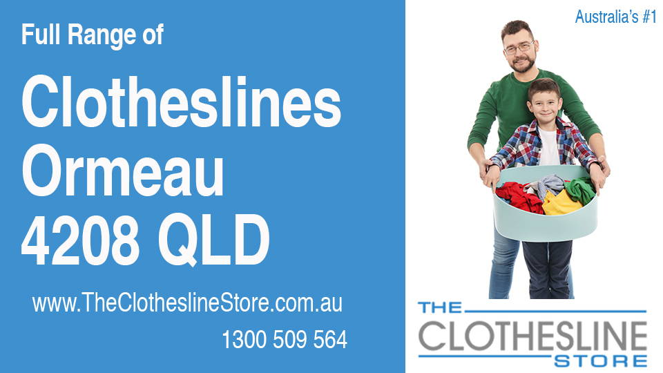 New Clotheslines in Ormeau Queensland 4208