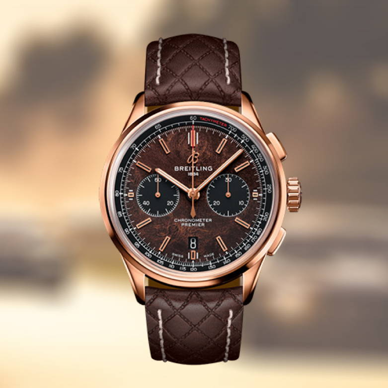 Breitling Premier Bentley Centenary Limited Edition Timepiece