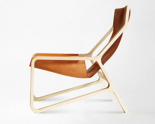 Gus Toro Lounge Chair