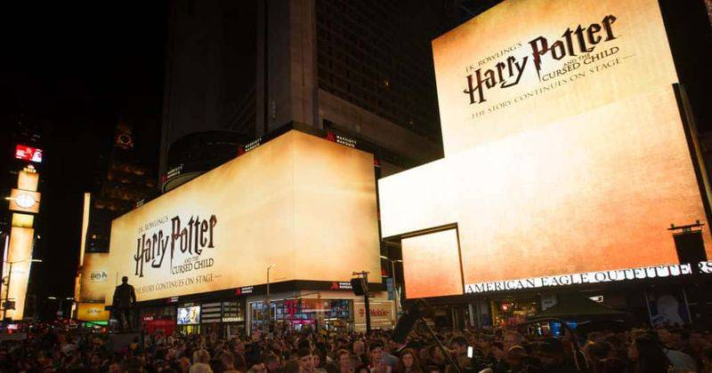 harry potter new york