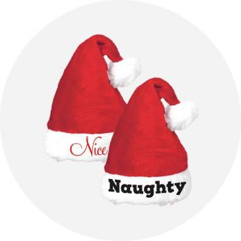 Catégorie des chapeaux de Noël