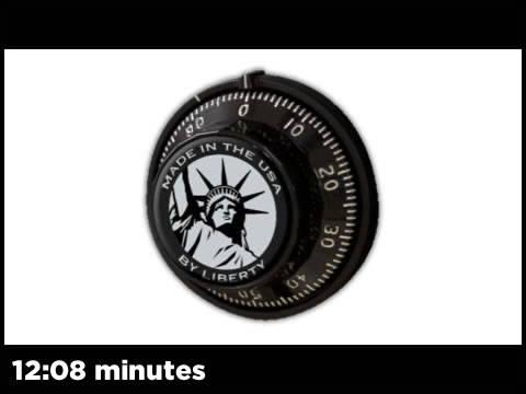 Mechanical Lock Without Key