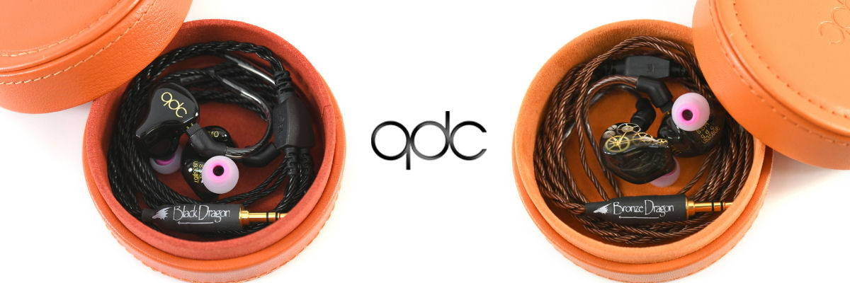 qdc 8SS and 8SH in cases